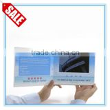 7 inch LCD Video Player, Video Greeting Card, Video Brochure
