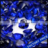 2015 New Arrival Heart Cut 6 x 6 Wholesale 112# Blue Spinel