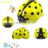 Strong protection in mold eps kids bike protective head gear helmets
