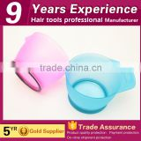Factory price custom Salon plastic hair dyeing bowl