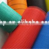 blue fiber glass mesh / red glassfiber mesh / green ahesive tape