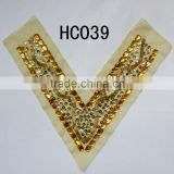 Beads handmade Collar ~high quality materials - HC039~Necklace Collar for Garments Crafts