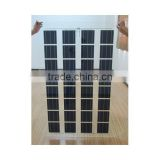 frameless solar panel wholesale, full certificates solar penal, manufacturer chinese photovoltaic panel FR-232