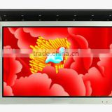 22 Inch Bus billboard wireless 3G advertising TV
