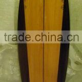 2016 hot selling bamboo outlook wholesale SUP stand up paddle board/ cheap paddle boards/ sup surf