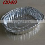 Disposable Aluminium foil turkey trays 7500ml