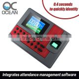 attendance recorder /biometric time attendance system/time attendance management systems
