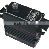 HBL830 High speed brushless servo/high precision servo motor with aluminum case/digital servo