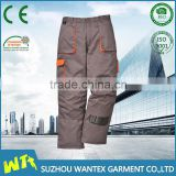 high quality cotton working pants wholesale high quality men trousers fashion men pants for worker