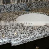 High Quality G439 Big swan white flower Granite kitchen Countertop, Bath tops,Vanity tops