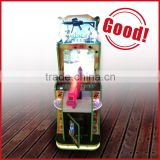 used arcade games for sale kids game fish shooting machine Let's Go Jungle mini arcade game machine