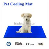 Double PVC Leak-proof Cooling Ice Pad Self Cooling Pet Pad Chilly Comfort Gel Pet Mat