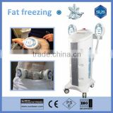 Beauty salon equipment cool slimming fat freezing cool shaping machine
