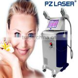Chest Hair Removal Popular Selling CE Approved 2 Handes IPL Laser Salon AFT OPT SHR Laser Hair Removal Wrinkle Removal Skin Care Beauty Device Professional