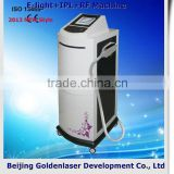 2013 Cheapest Price Beauty Equipment E-light+IPL+RF Machine Commercial Remove Tiny Wrinkle Refrigerators Home Use Arms / Legs Hair Removal