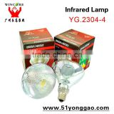 Poultry equipment infrared heating lamp for chicken / piglets