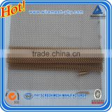 High quality factory supply fireplace decorative netting Stainles steel fireplace screen material
