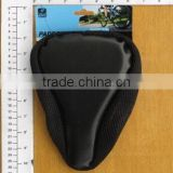 COMFORTABLE MULTI-COLORS BICYCLE COVERS/BICYCLE SEAT COVER MADE FROM SPONGE AND SILICONE/BICYCLE SADDLE COVER