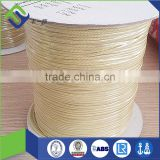 High tensile strength kevlar rope 6mm/4mm for marine fishing use