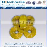 3mm PP with PVC clothes line rope