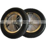 10'' pneumatic Baby stroller tires 10x2