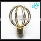 2016 New Design Exquisite Curtain Rod Parts