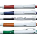 Promotional cheap office and school plastic ball pen