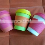 Eco Bamboo Fiber Small Coffee Cup
