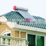 Pre-heated pressurized solar water heater production 300L aluminum frame