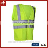 Color Yellow Environmental protection manufacturer Reflective Safety Clothing