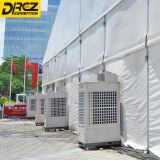 environmental friendly 24ton industrial air conditioning for outdoor exhibition industrial tent