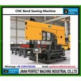 H Beams Band Sawing Machine