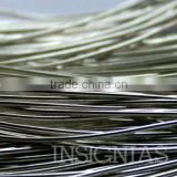 Silver Embroidery Bullion Wire
