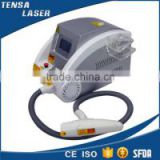 new 2016 high power 1200mj portable q switch nd yag laser tattoo removal Machine