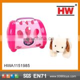 New Design Pretend Pet House Plush Best Gift For Kids