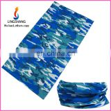 Cheap custom bandana printing hair headband polyester bandana