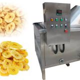 Automatic Stir Banana Chips Frying Machine