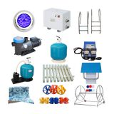 Swimming Pool Equipment for Swimming Pool Sand Filter(1.5'' top mounted valve for 450mm-700mm