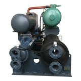 OEM Flooded Type Screw Type Chiller