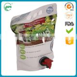 Cheap 1.5L ,3L, 5L ,guangzhou bib manufacture apple juice bag in box                                                                         Quality Choice