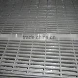 Durable fiberglass plastic rectangular grating panel