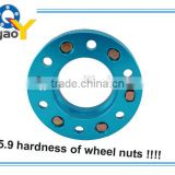 CNC cnc machining center aluminum wheel spacer from Ningbo China