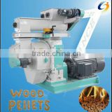 Advanced technology, professional installation, complete support and service for Efficient Wood pellet pressing equipment/plant