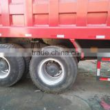 Year 2013 used condition Howo 40t 8*4 driving style 12 wheels second hand year 2013 howo 40t dump truck howo tipper