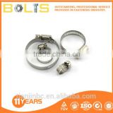 made in China high pressure german type hose clamp