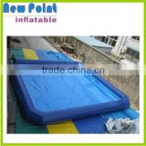 Guangzhou Factory PVC tramploine popular kids inflatable pool toys