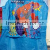 spiderman raincoats wholesale thomas rainwear toy story 3 rain coats with school bags position