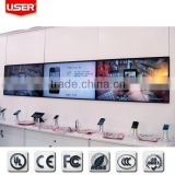 Wifi Network Interactive Commercial Lcd Panel Ad Board