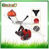 Air cooled fuel tank brush cutter lawn mower spare parts