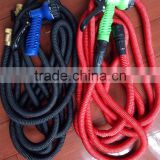 2016 Amazon Hot selling expandable garden hose/garden water hose/expandable garden hose brass